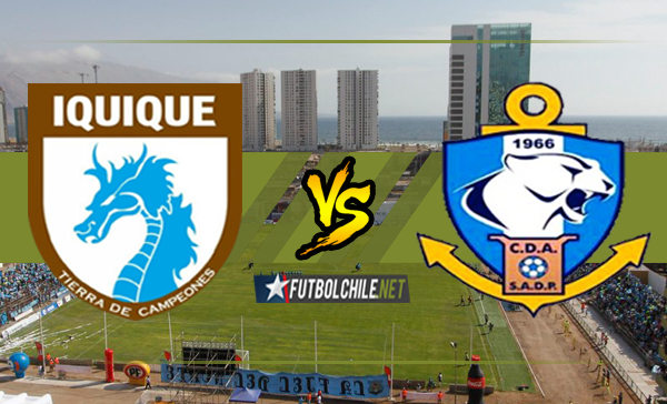 Deportes Iquique vs Deportes Antofagasta