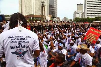 Pemerintah Ancam Tangkap Pelaku Peringatan Kemerdekaan Papua