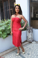 Mamatha sizzles in red Gown at Katrina Karina Madhyalo Kamal Haasan movie Launch event 236.JPG