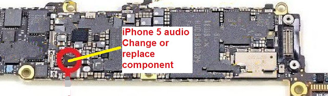 How to fix iPhone 5 audio problem
