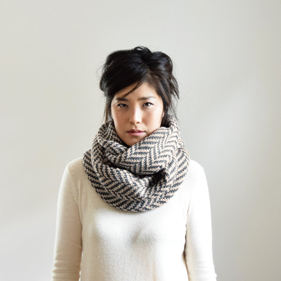 thick etsy infinity scarf