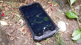 Hape Plus HT Conquest S8 Seken 4G LTE IP68 Certified RAM 3GB Mulus Fullset