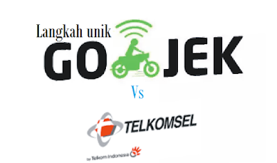 gojek vs telkomsel
