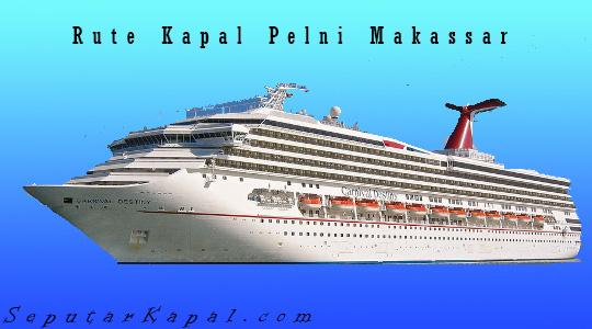 Jadwal Kapal Pelni Dari Makassar Ke Bima
