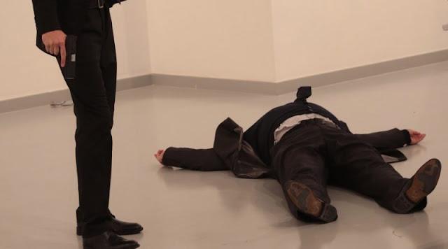 Ποιός κρύβεται πίσω από τη δολοφονία του Ρώσου πρέσβη;