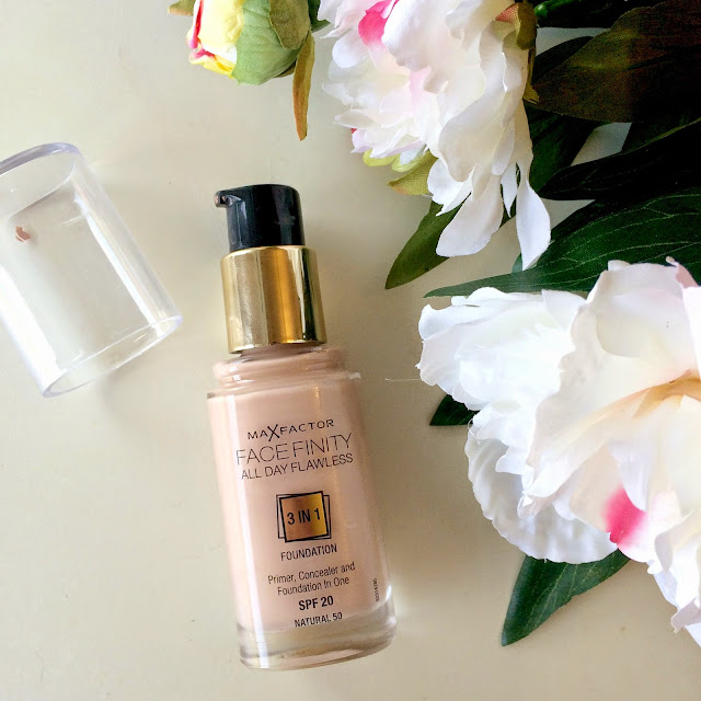 Maxfactor Face Finity 3in1 Foundation Review