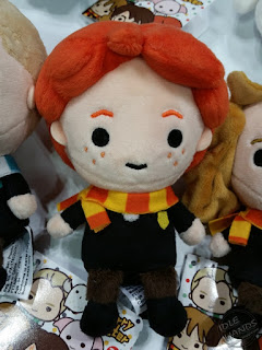 New York Comic Con 2016 Huckleberry Toys Imports Takara's Harry Potter Plush Toys