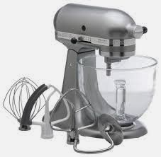 mix1 Blogger Op: KitchenAid Giveaway
