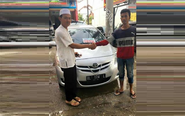 MasyaAllah... Tekad Mulia Pemuda Aceh Ini, Jual Mobil Kesayangan Demi Ikut Bela Islam 212