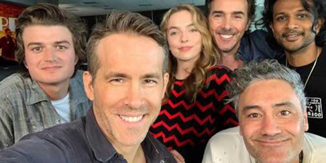 'Free Guy', la nueva comedia protagonizada por Ryan Reynolds, comienza su rodaje