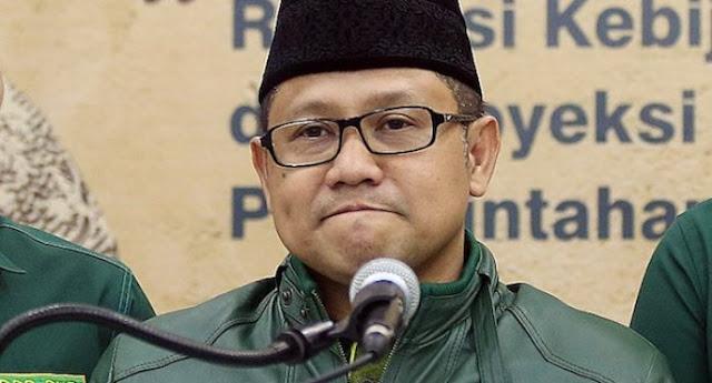 Kekecewaan Cak Imin Pada Raja Salman Tidak Hormati Indonesia dengan Memancung Zaini Misrin Tanpa Pemberitahuan....