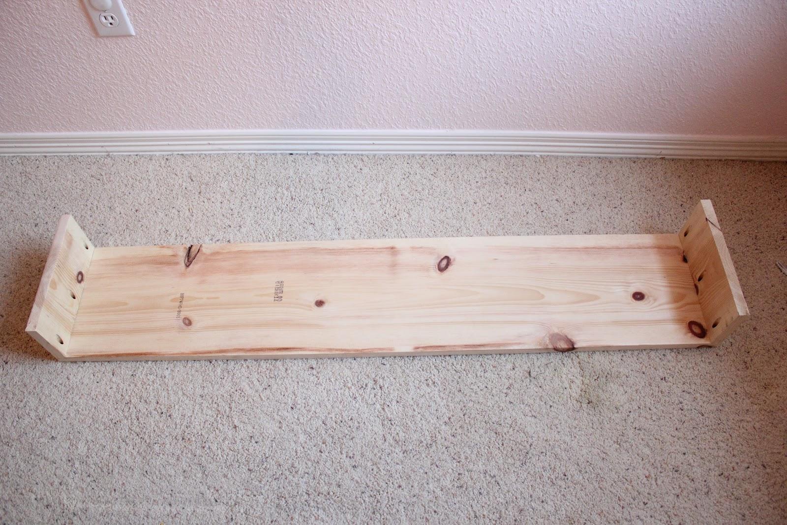 Wright By Me: DIY Cornice Board