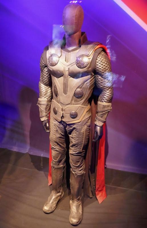 Thor Avengers Infinity War movie costume