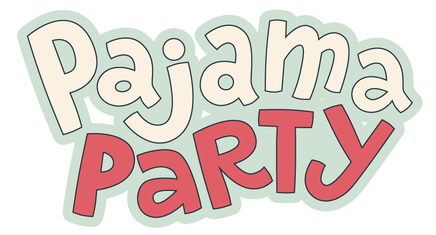 pajama party brunch at philos dc outlook rh dcoutlook com Pajama Day at School Clip Art pyjama party clipart