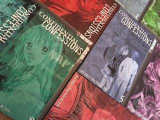 Review/Rezension Manga: Confidential Confessions (Tokyopop)