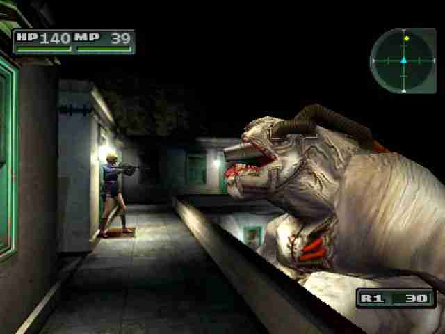 Parasite Eve 2 Iso Disc 2