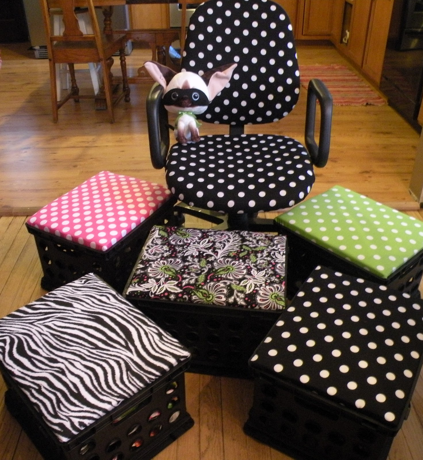 diy classroom chair covers lexmod edge office first grade fever by christie my quottrash to treasure quot project