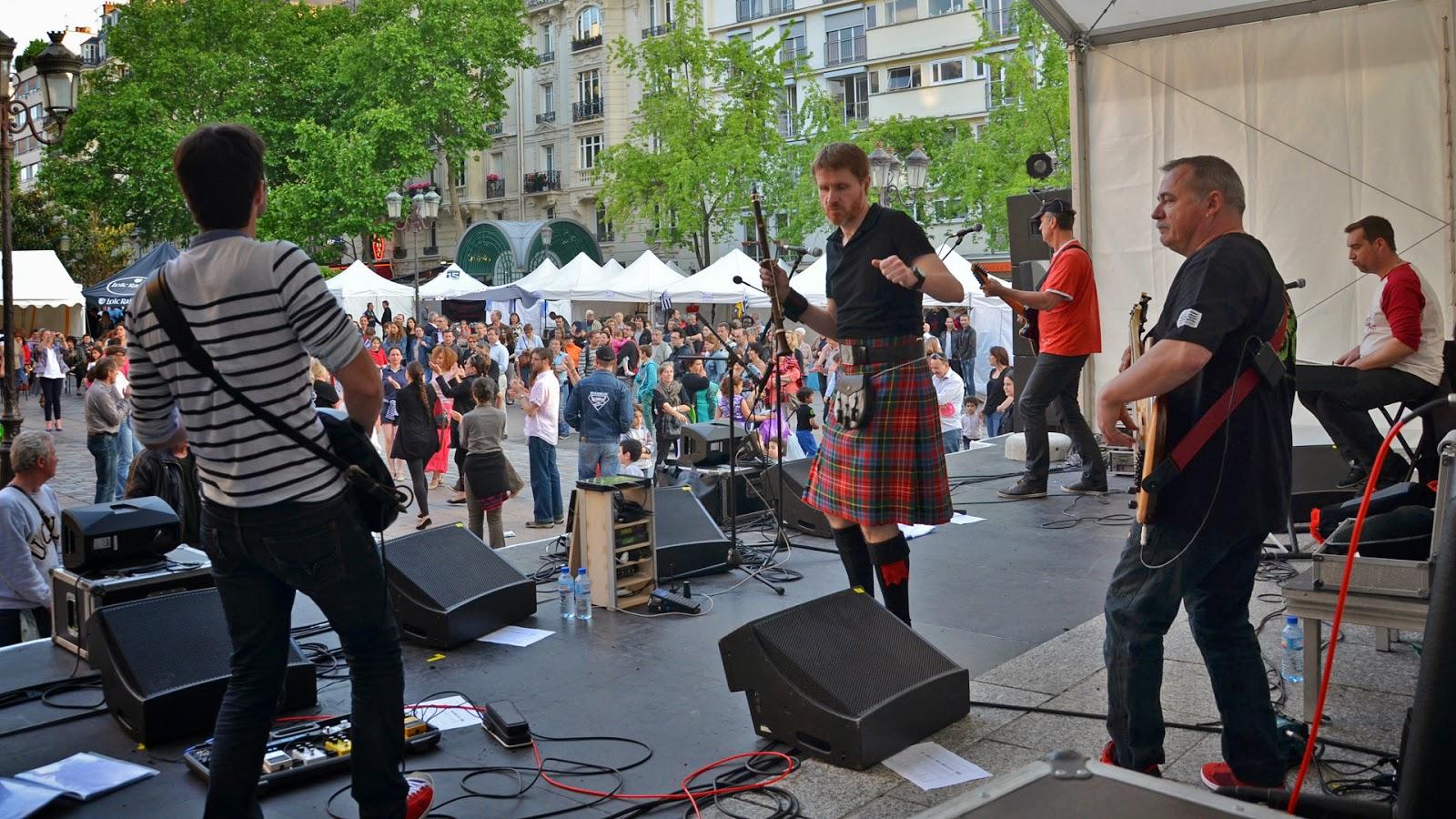 Caliorne, Fest-Deiz Paris mai 2014
