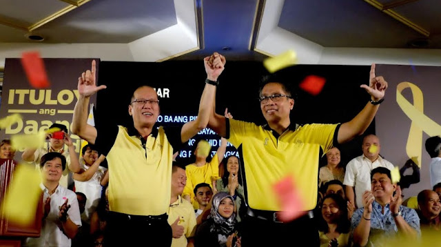 Family friend: Roxas was both a supporter of the late Pres. Cory Aquino and PNoy.
