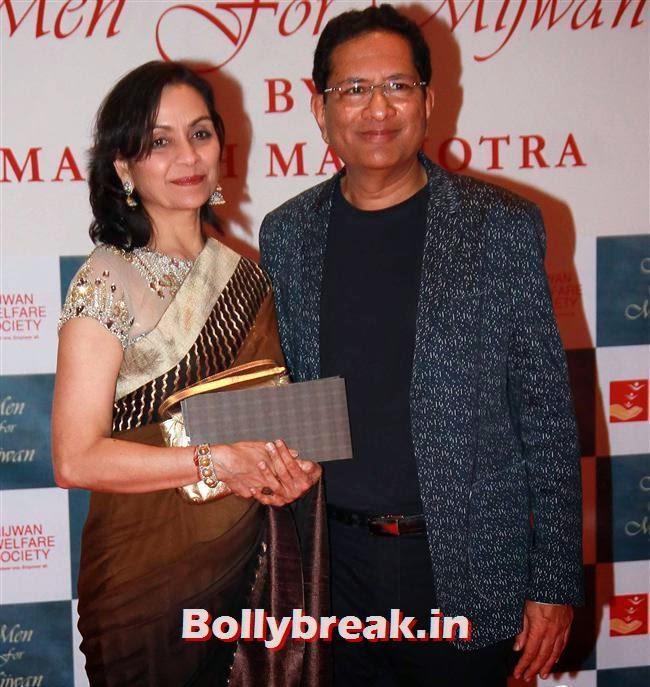 Men For Mijwan Charity Fashion Show, Top Bollywood Celebs at Men For Mijwan Charity Fashion Show