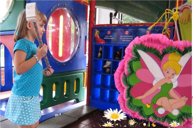 101 fiestas fiesta tem tica de tinkerbell - Que se necesita para una fiesta infantil ...