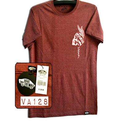 Kaos Distro Surfing Skate VANS Premium Kode: VA128