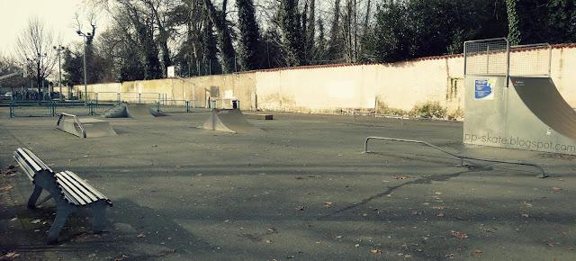 Skate park Périgny