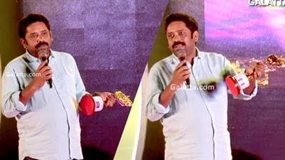 My All-time Hero…Seenuramasamy Thanks Vijay Sethupathi | Star Icon Awards