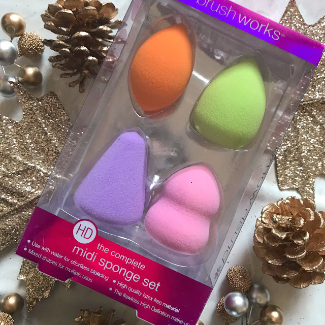 Stocking Filler And Secret Santa Gift Idea's With Brushworks