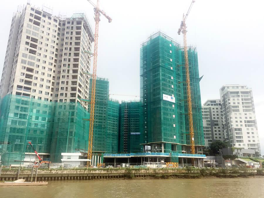 Căn hộ trả góp quận 2 có view sông đẹp nhât sài gòn tòa Mandives