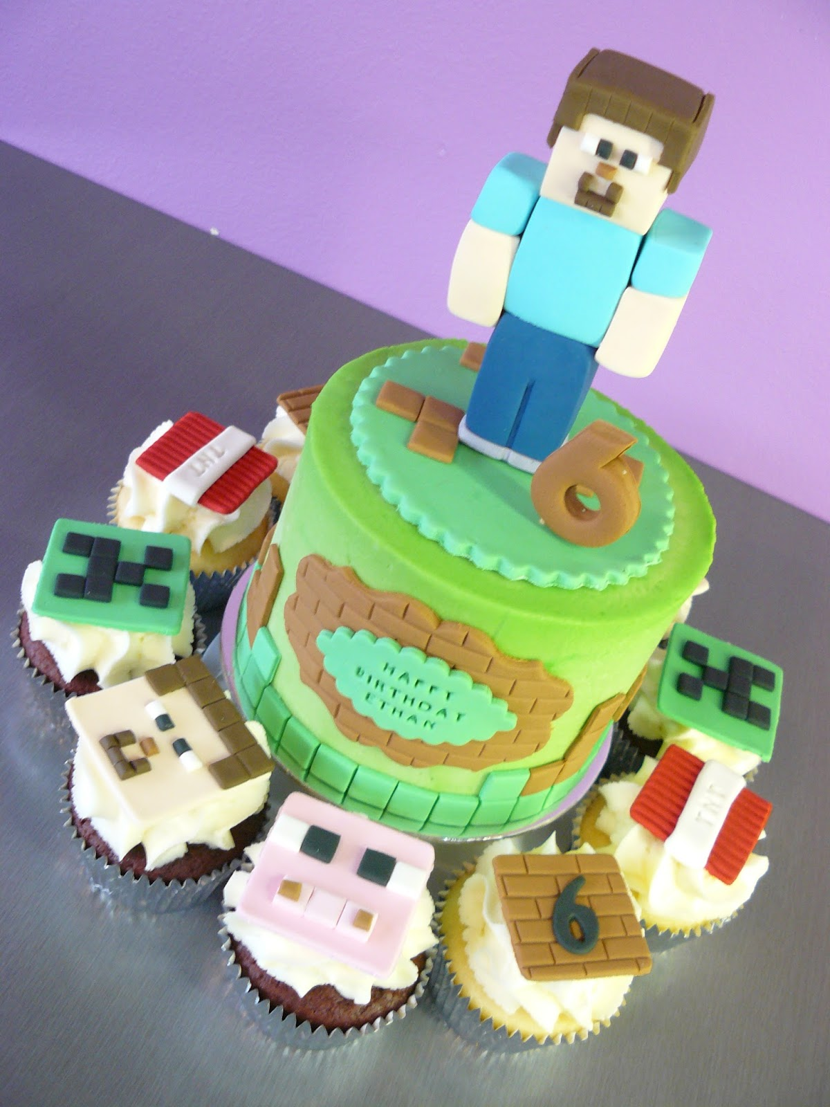 The Cup Cake Taste Brisbane Cupcakes Minecraft Cupcakes