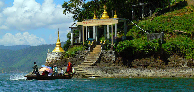 Myanmar in Deutsch zu neuen Ufern
