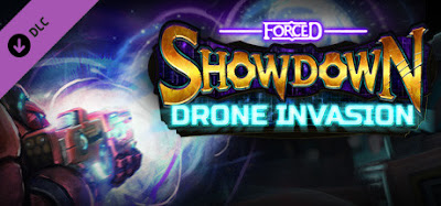 FORCED SHOWDOWN Drone Invasion