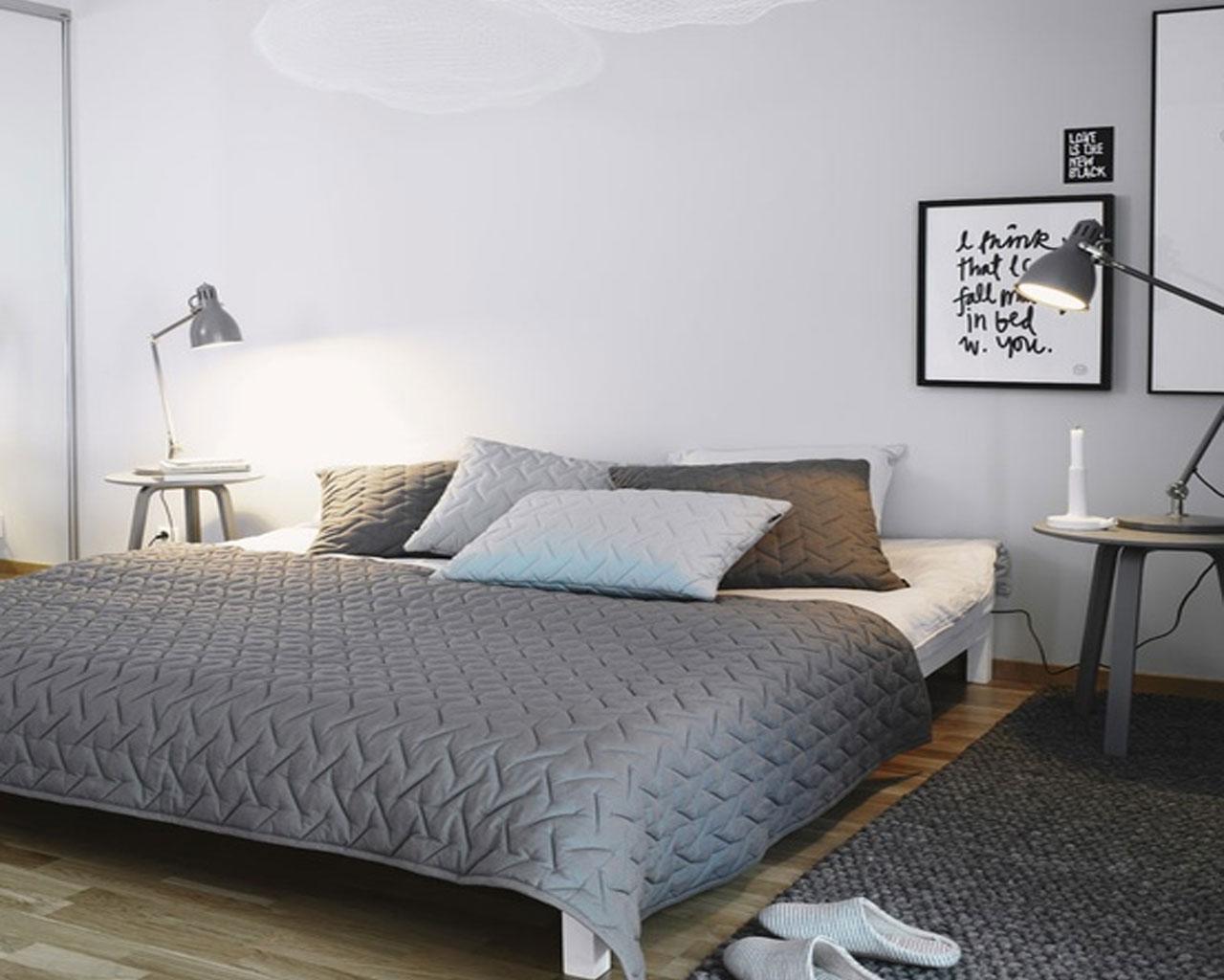 Scandinavian Design Bedroom Furniture - Interior Designs Room