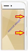Reset Xiaomi Redmi 4 (4X)