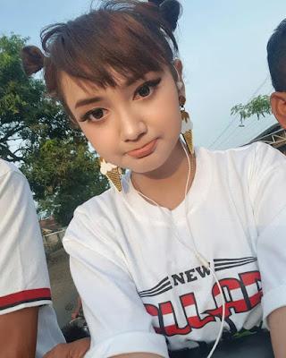 Foto Terbaru Jihan Audy
