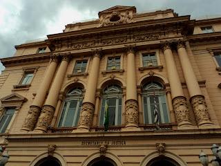 Secretaria de Justiça de São Paulo, em São Paulo