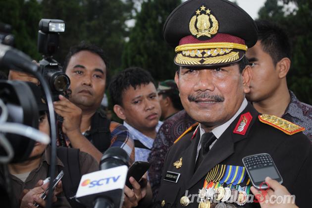 Polisi Tangkap Pemasok Senjata untuk Kelompok Santoso