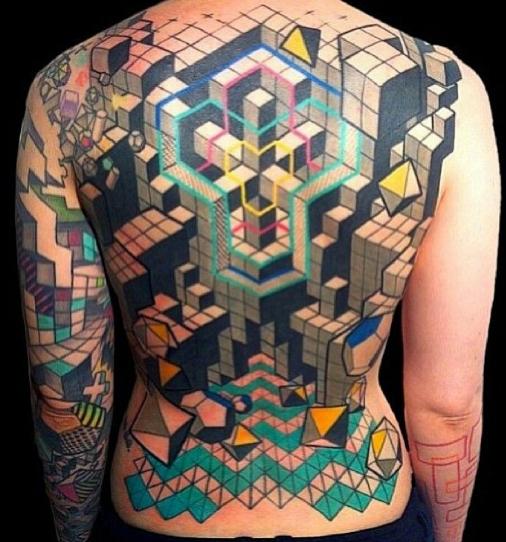 harga tatto 3d