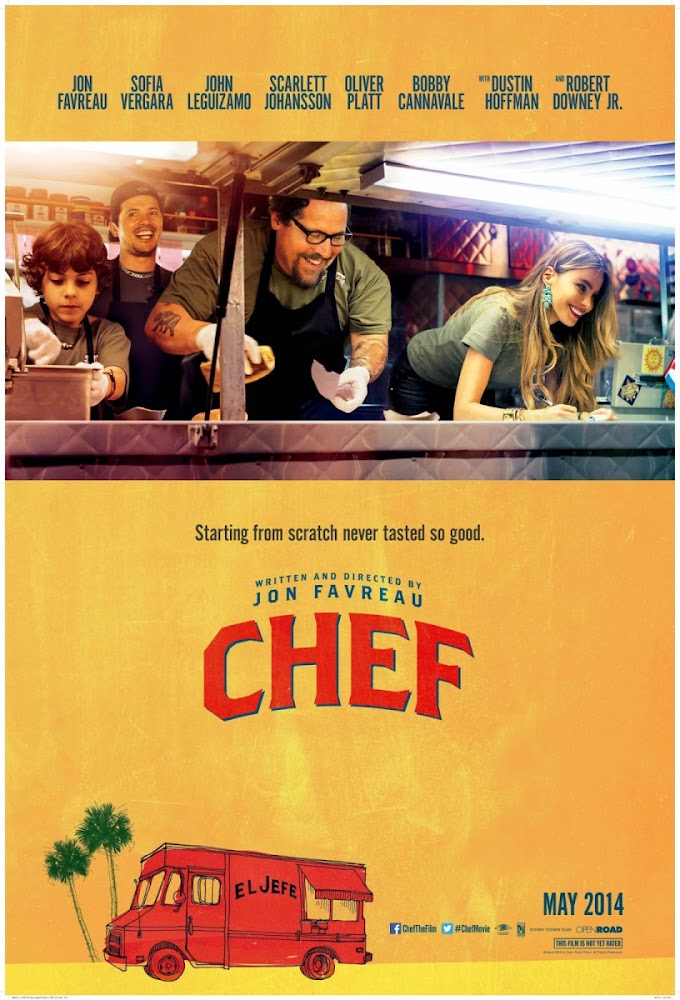 Review Filem Chef