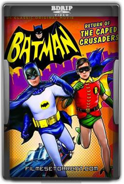 Batman O Retorno da Dupla Dinâmica Torrent