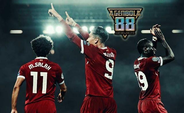 Mohamed Salah, Roberto Firmino, Sadio Mane