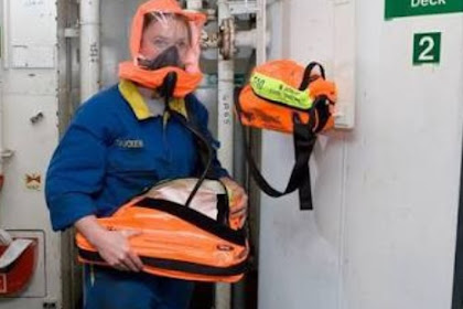 How To Use Emergency Escape Breathing Device
