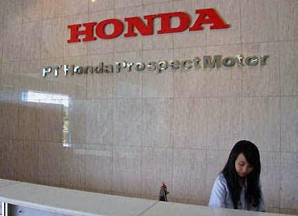 Lowongan Terbaru Karawang PT.HPM HONDA PROSPECT MOTOR Via Pos 2018