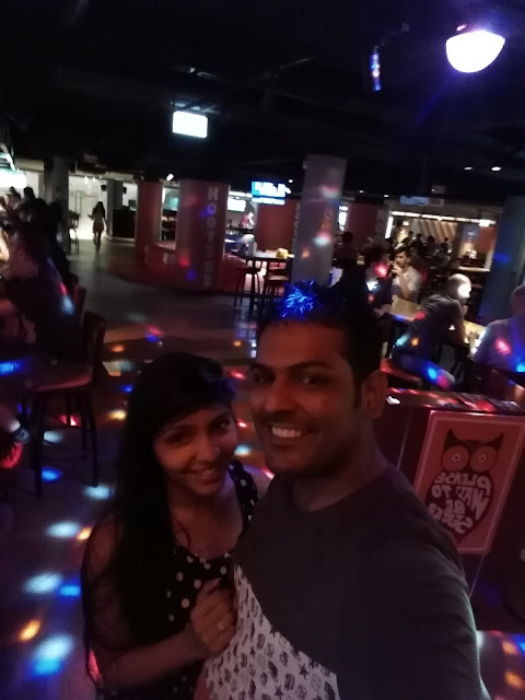 A Night in Bangkok with Newfangled Girl