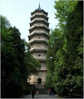 วัดหลิงกู่ (Linggu Temple)