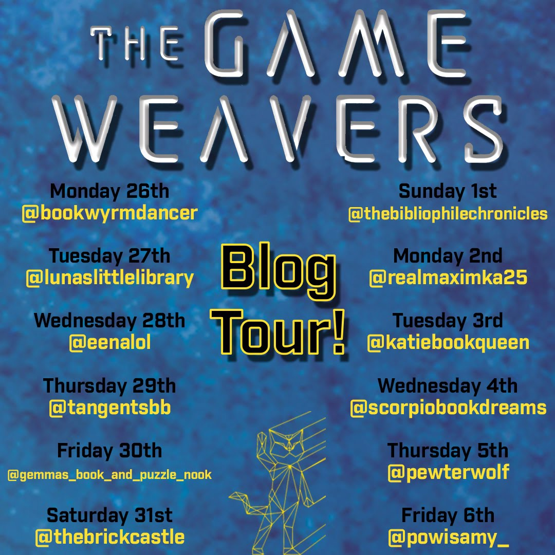 Game Weavers Blog Tour