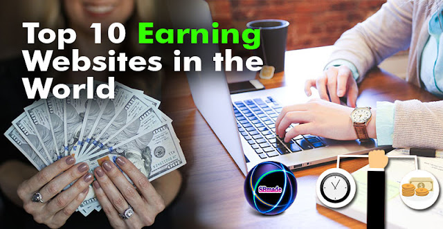Top 10 Earning Websites in the World