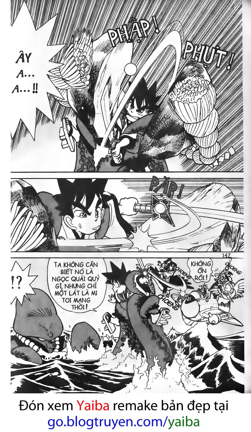 Yaiba chap 67 trang 18