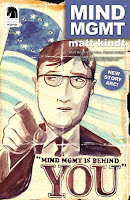 MIND MGMT #7  By Matt Kindt